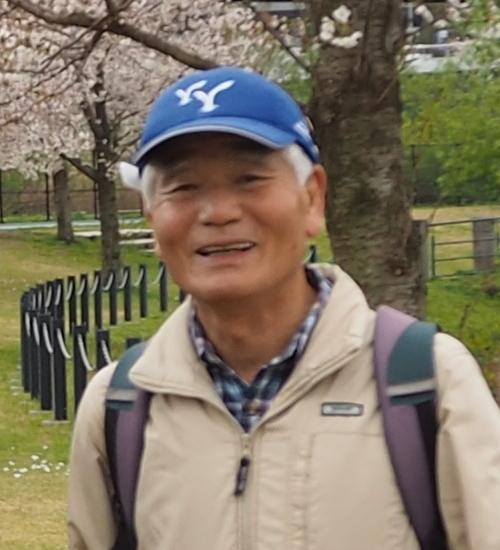 仲田会長の写真