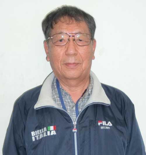横須賀前川会長の写真